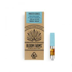 Bloom Farms Monster Cookies 0.5g Cartridge